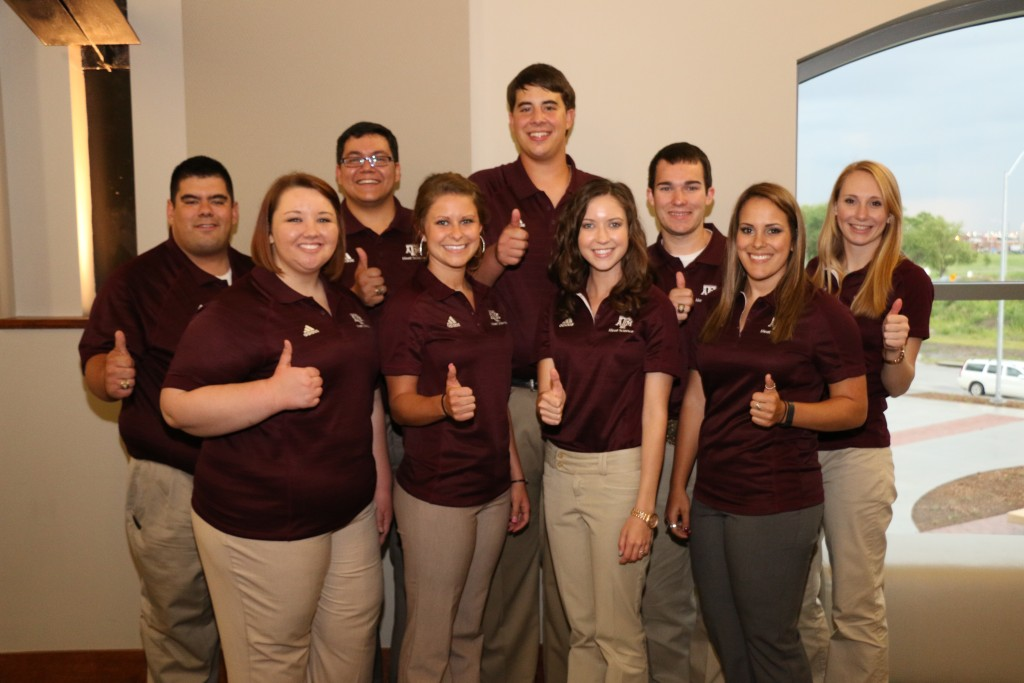 Texas A&M University Meat Science Quiz Bowl Team