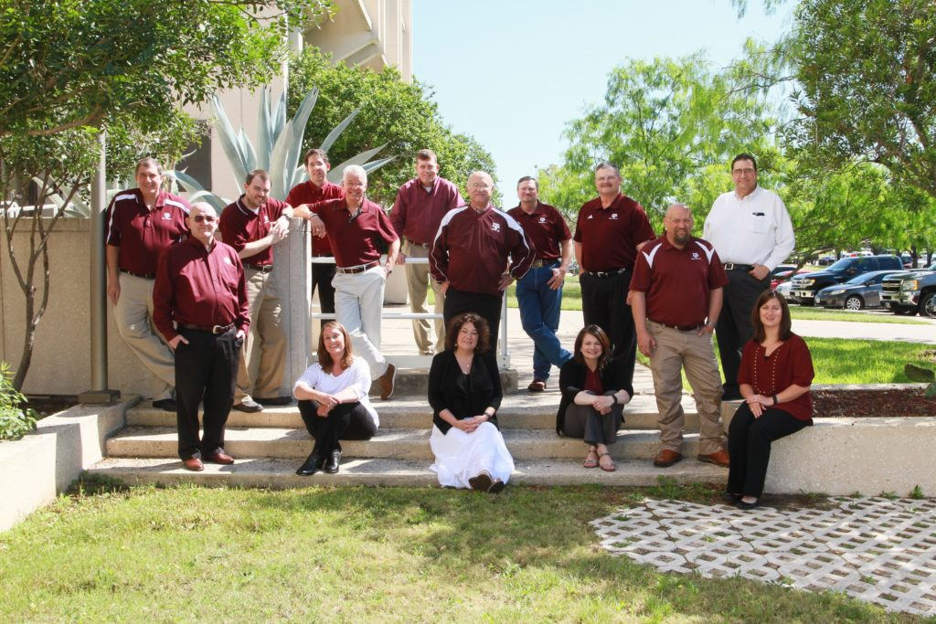 Texas A&M University Meat Science faculty